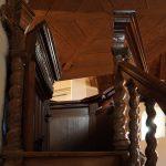 gebouw interieur preekstoel