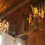 gebouw orgel