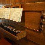 Het orgel horen?